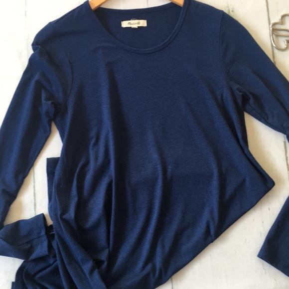 Madewell Dresses & Skirts - Madewell Blue Shift Dress